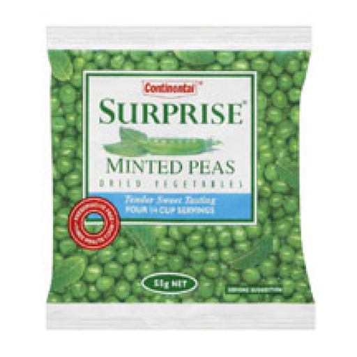 Surprise Peas Minted 55g