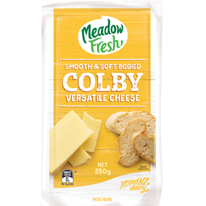 Colby Cheese 250 gm