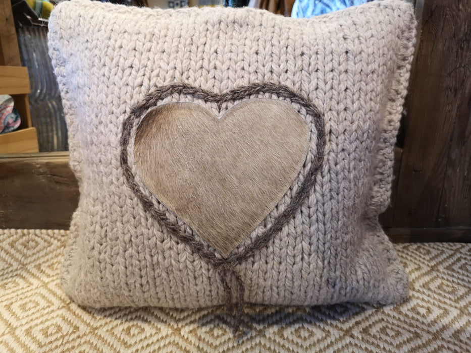 Pillow - Handmade Wool Pillow By Mei Dahoam In Austria