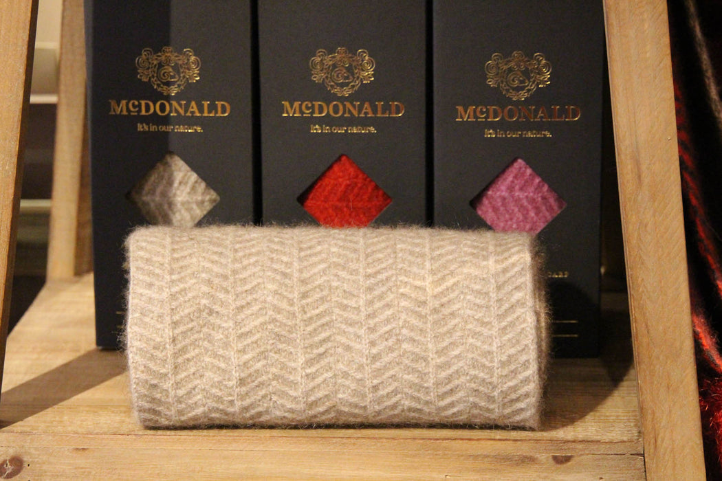 Scarf - Herringbone in Gift Box