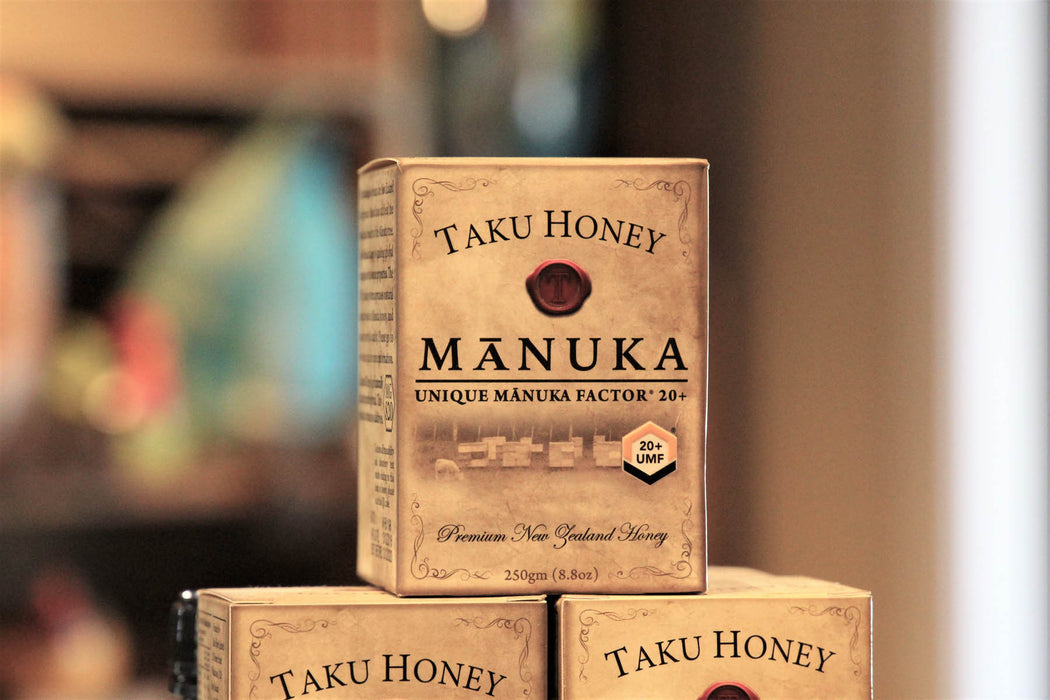 Honey - Taku - Manuka UMF 20+ 250g