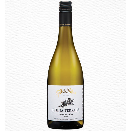 Wine - Gibbston Valley - China Terrace Chardonnay 2018