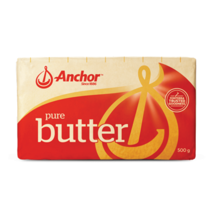 Butter Anchor Salted 500g