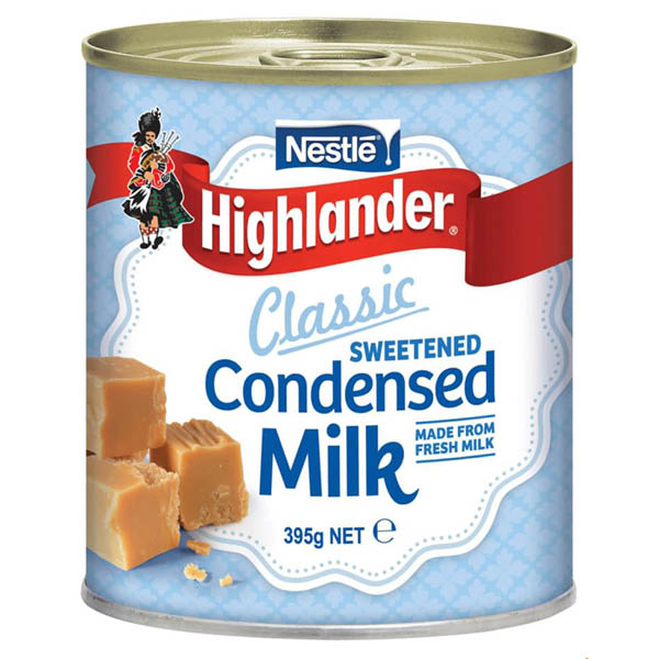 Nestle highlander Condensed Milk 395g