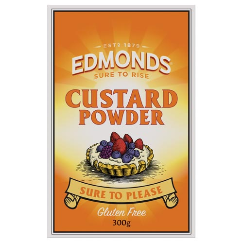 Custard Powder Edmonds 300g