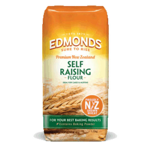 Flour - Edmonds - Self Raising 1.25kg