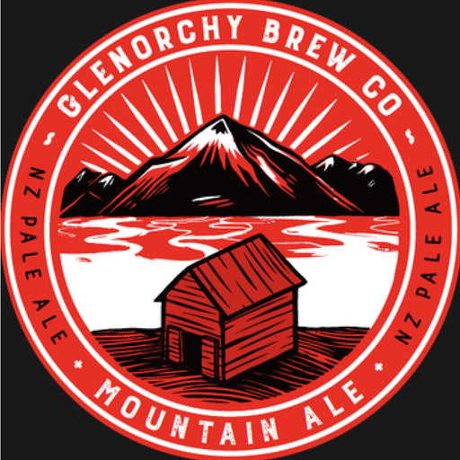 Beer - Glenorchy Brew Co - Mountain Ale 500ml