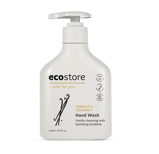 Hand wash - Ecostore - Vanilla & Coconut 250ml