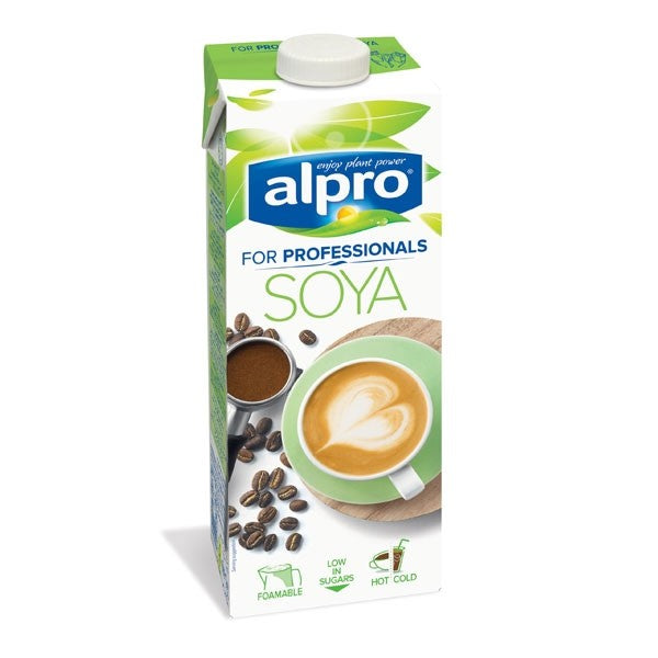 Soy Milk - Alpro - For Professionals 1L