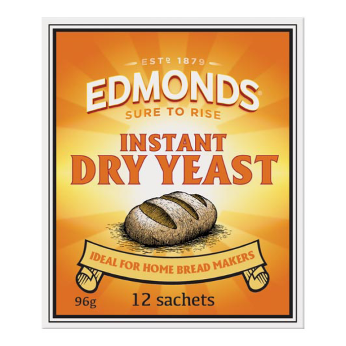 Yeast Edmonds 96g