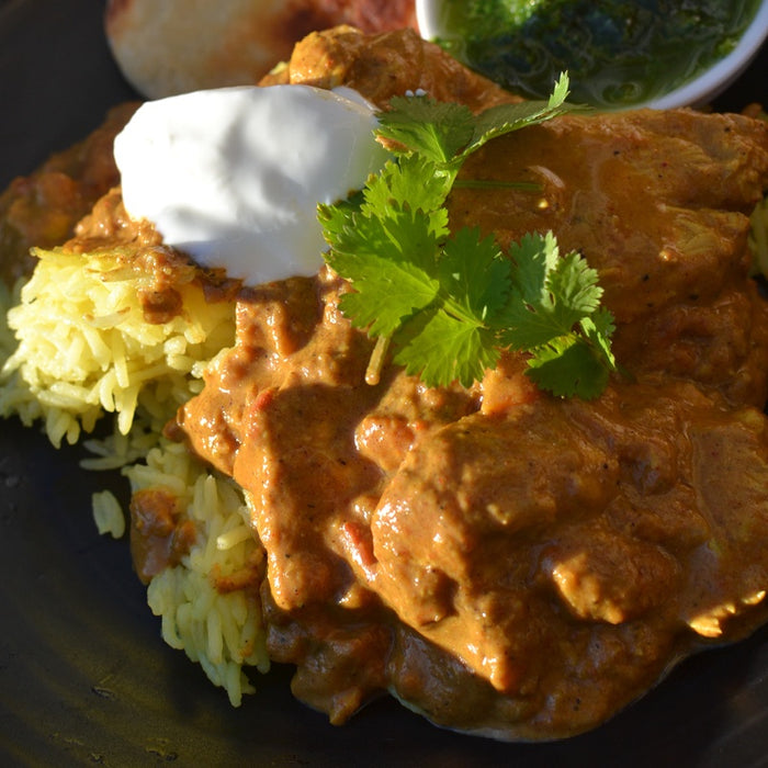 Vegetarian Tikka Masala (feeds up to 4 people)