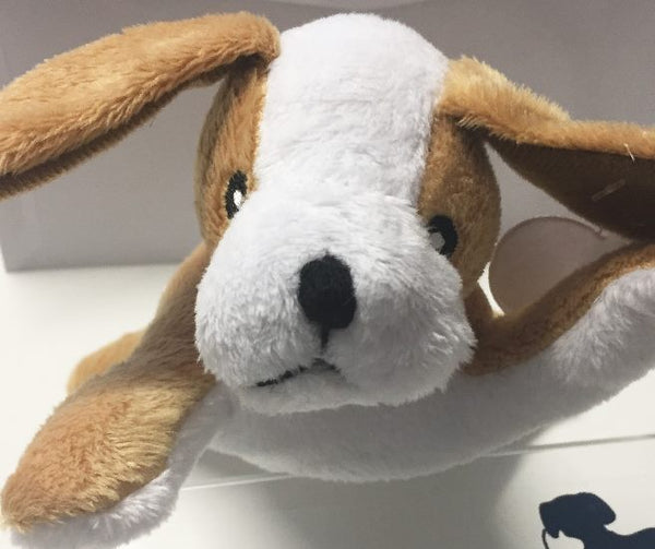 Sam the Dog Plush Toy