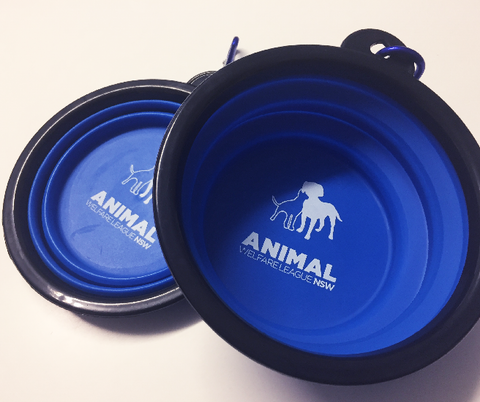 Collapsible Pet Bowl