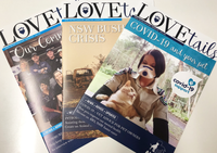 AWL NSW LoveTails Magazine 3pk