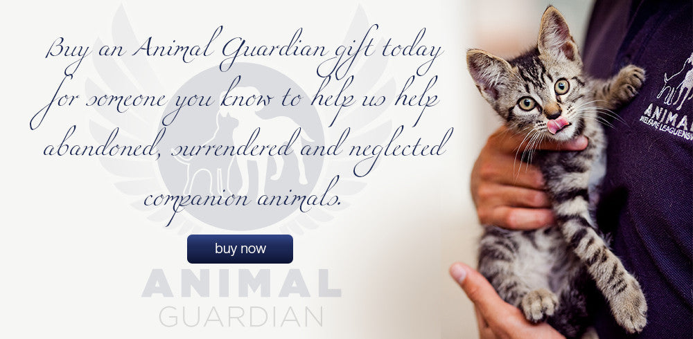 Buy and Animal Guardian Gift today!