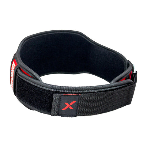 StrongerRX TR3 Weight Lifting Belt - Red - StrongerRX - 2