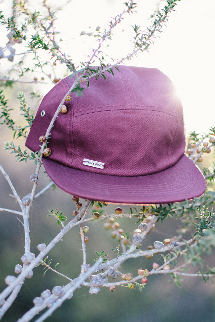 JED Five Panel Cap