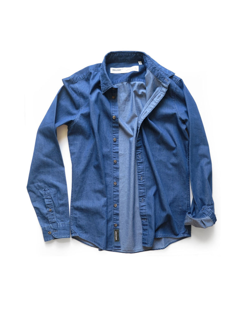 NORMAN Denim Shirt