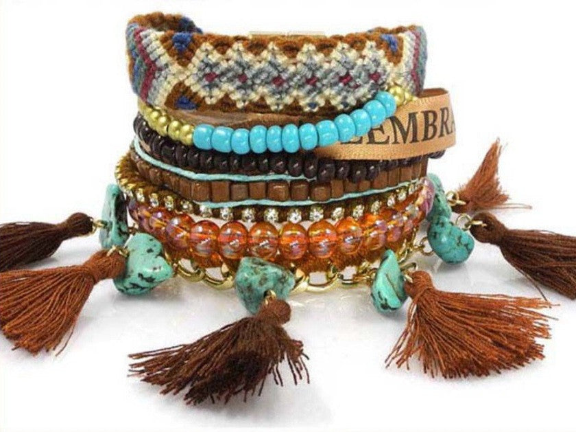 Cowboy Summer Bracelet - By MAQ