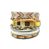 Summer Tan Bracelet - By MAQ
