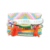 Summer Hawaiian Bracelet - By MAQ