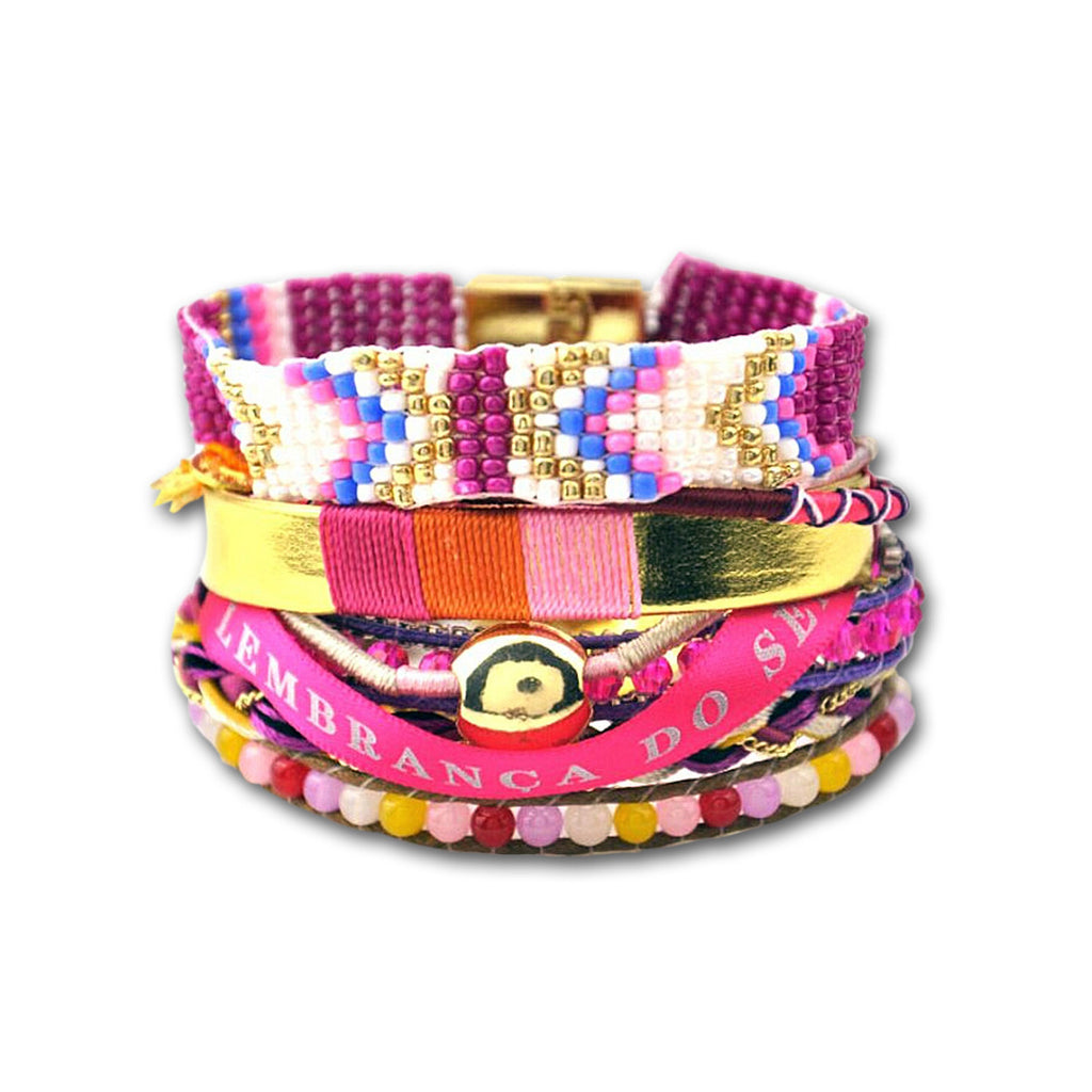 Summer Party Bracelet - By MAQ