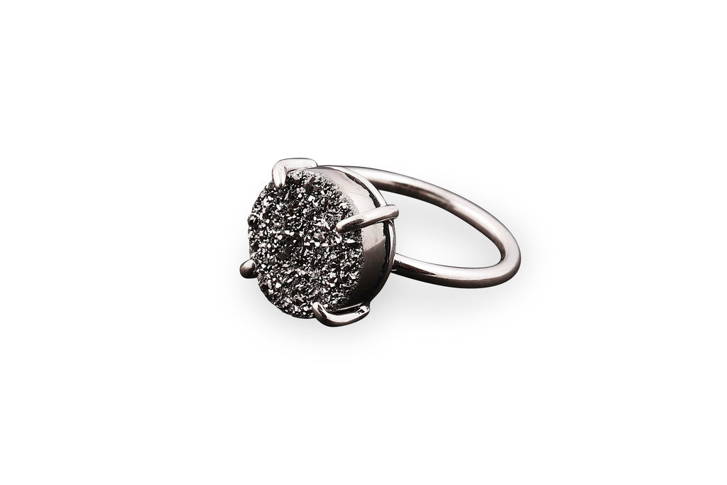 5 Way Ring Silver - By MAQ