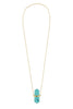 Laura Turquoise Long Necklace