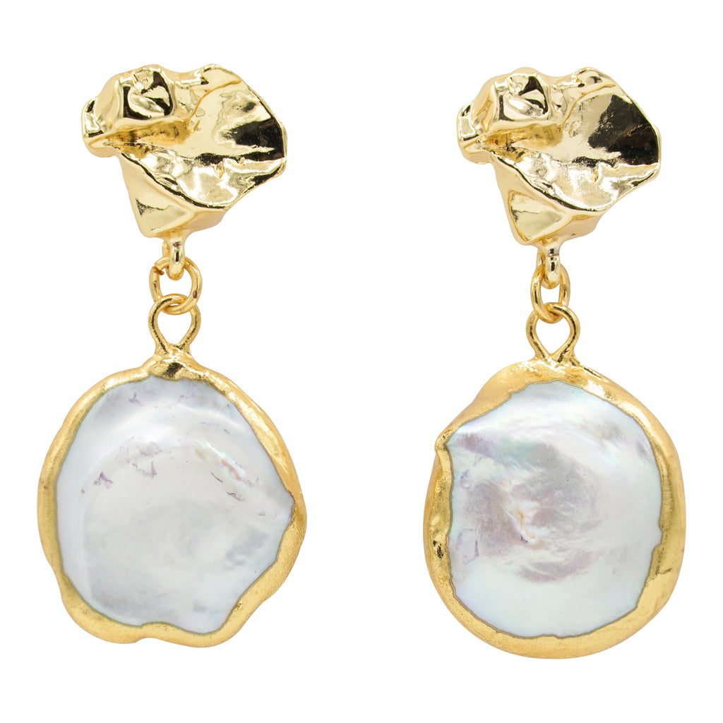 Pearl Mila Earrings