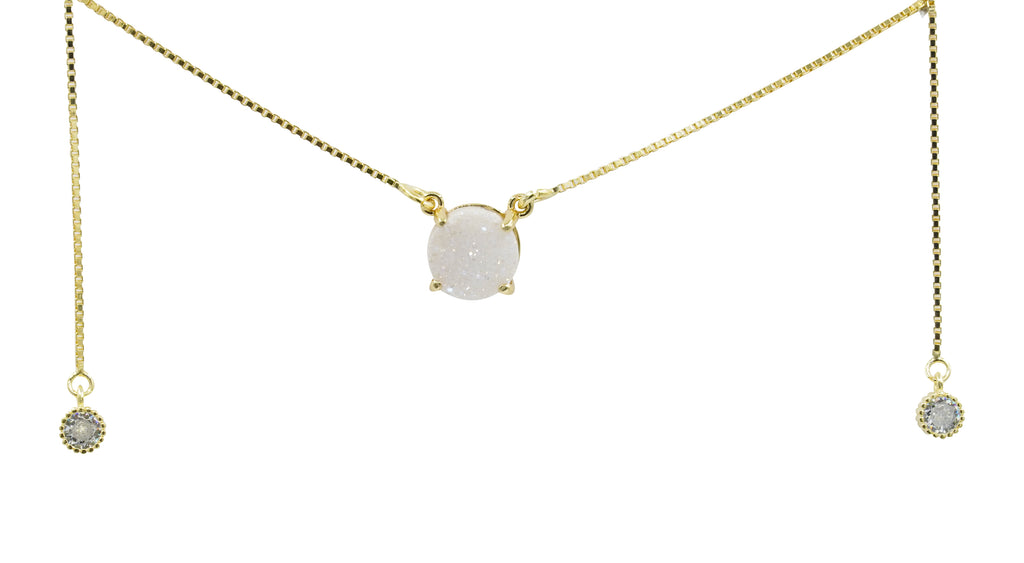 5 WAY NECKLACE GOLD