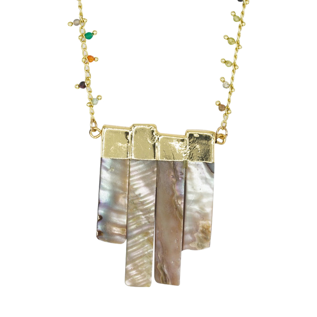 Abalone Malin Necklace
