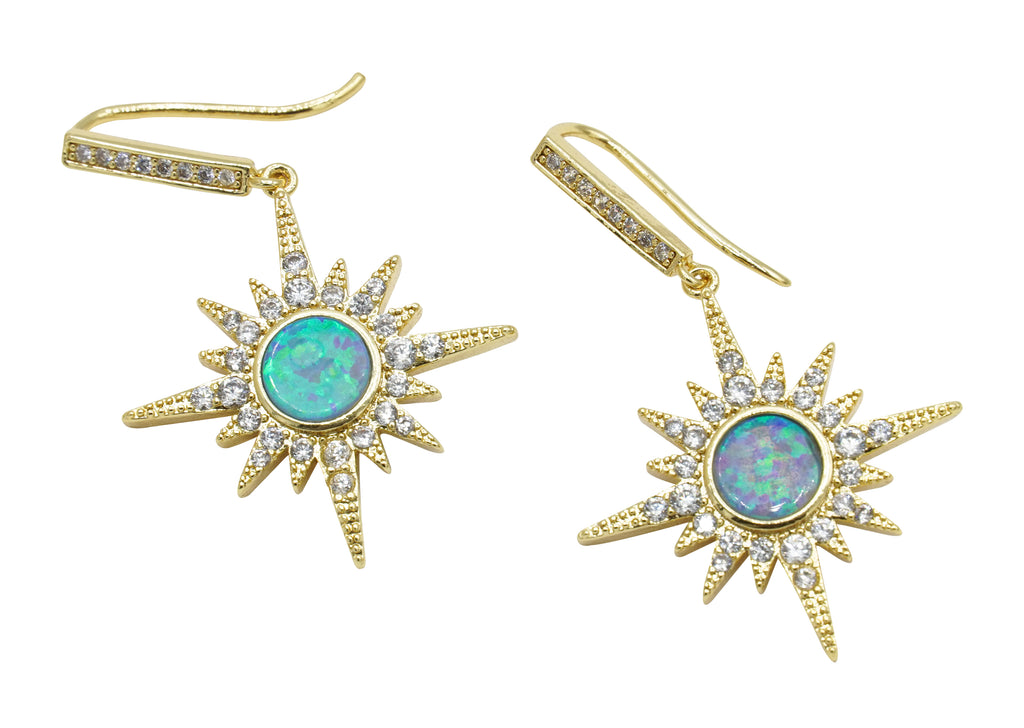 Opal Camila Earrings