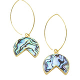 Abalone Tina Earrings