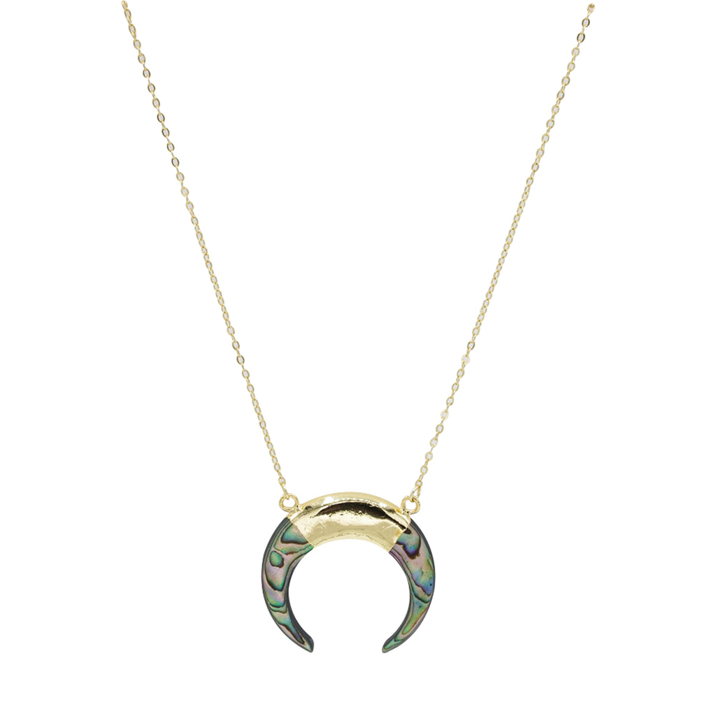 Abalone Shell Anna Necklace