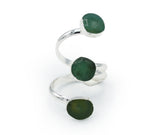 Jade Ring Triple
