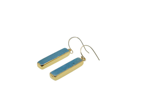 Turquoise Isabella Earrings