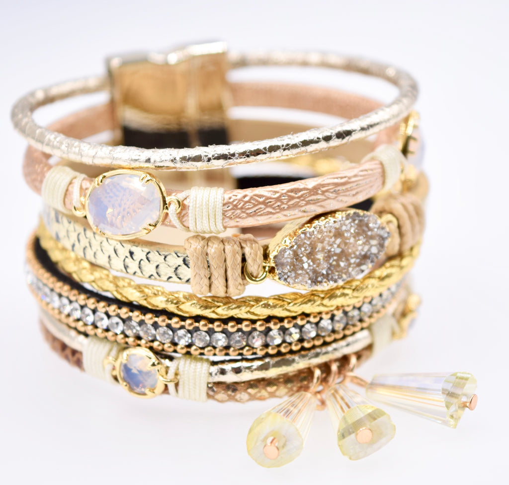 MAQ Gold Dream Bracelet - By MAQ