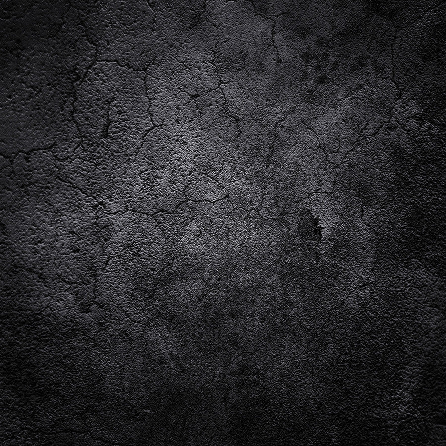 Cement Backdrop Weathered Midnight Wall