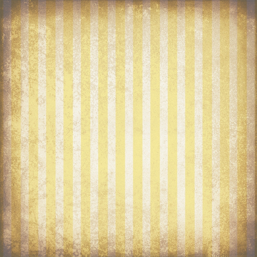 Stripe Backdrop Grungy Yellow