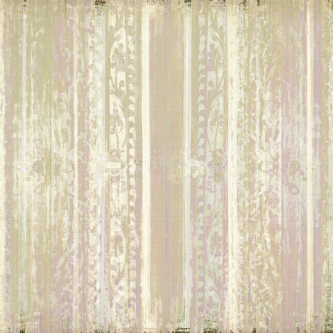 Stripe Backdrop Pink and Green Grunge Wallpaper