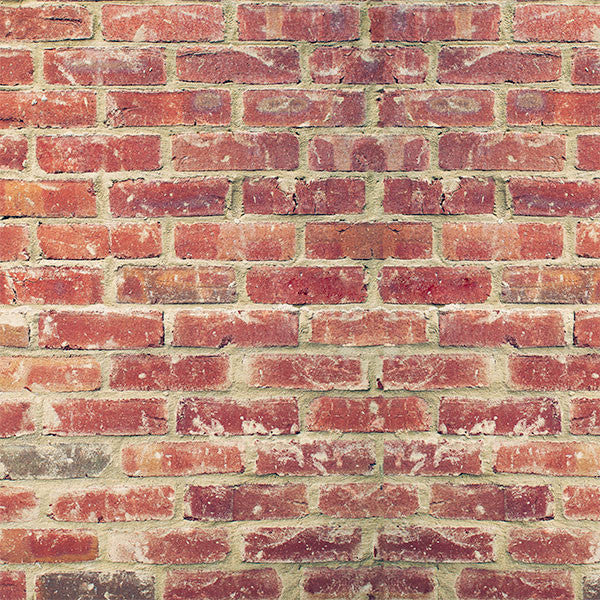 Brick Backdrop Floordrop The Red Wall