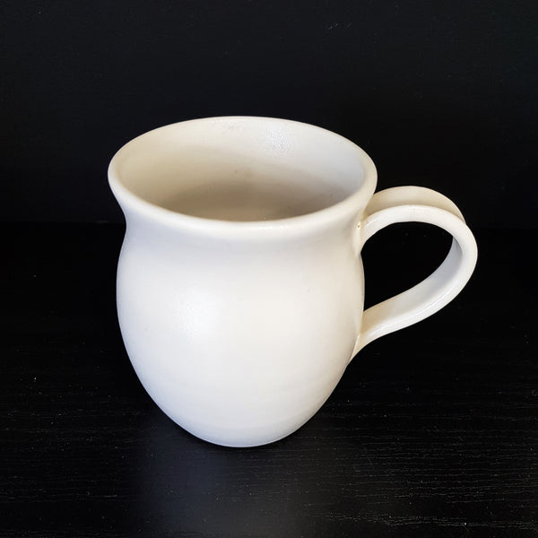 Just White Sonsie Mug