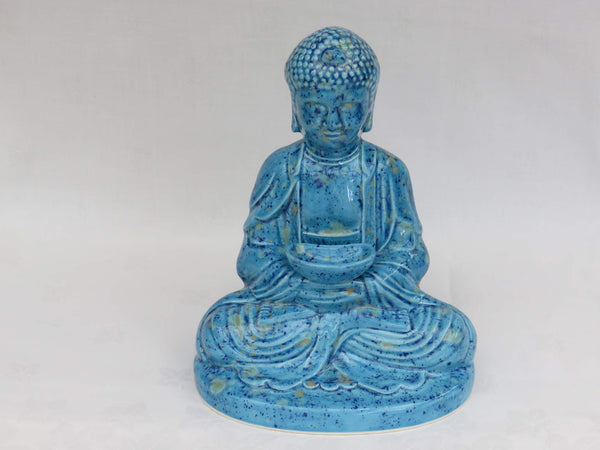 Buddha Sculpture by Georgie Waldron