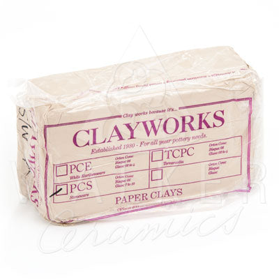 Clayworks Stoneware Paper Clay