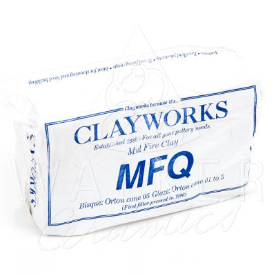 Clayworks Mid Fire Quartz Clay