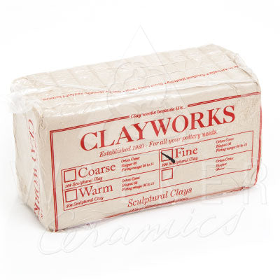 Clayworks Sculptural Fine Clay