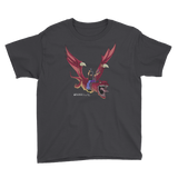DRAGON RIDER CHARACTER YOUTH SHIRT (Black)