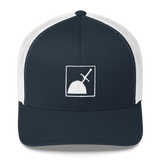 Draw The Sword Trucker Hat