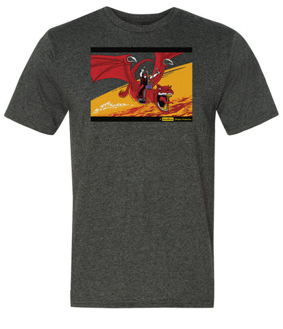 NINJA SURFER FEATURE PRESENTATION on Lake Shirt