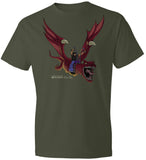 DRAGON RIDER CHARACTER SHIRT on City Green